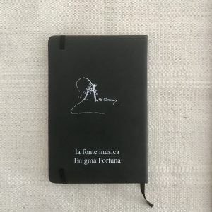 Quaderno Enigma Fortuna – Enigma Fortuna Notebook